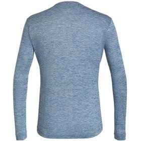 SALEWA Puez Melange Dry T-shirt à manches longues Homme, poseidon melange